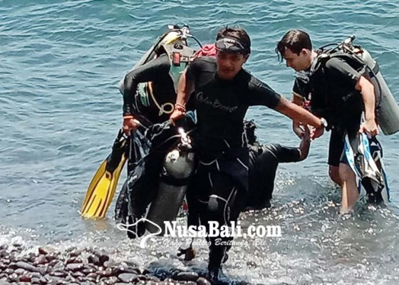 Nusabali.com - diving-hidupkan-ekonomi-tulamben