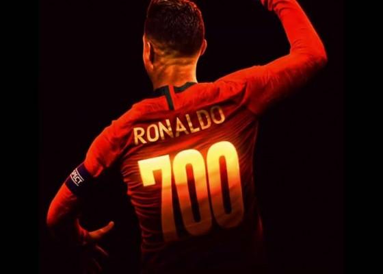 Nusabali.com - cr700-ronaldo-cetak-gol-ke-700