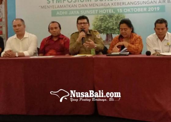 Nusabali.com - gawat-bali-krisis-air
