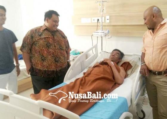 Nusabali.com - jelang-pemeriksaan-saksi-kuncisudikerta-mendadak-sakit