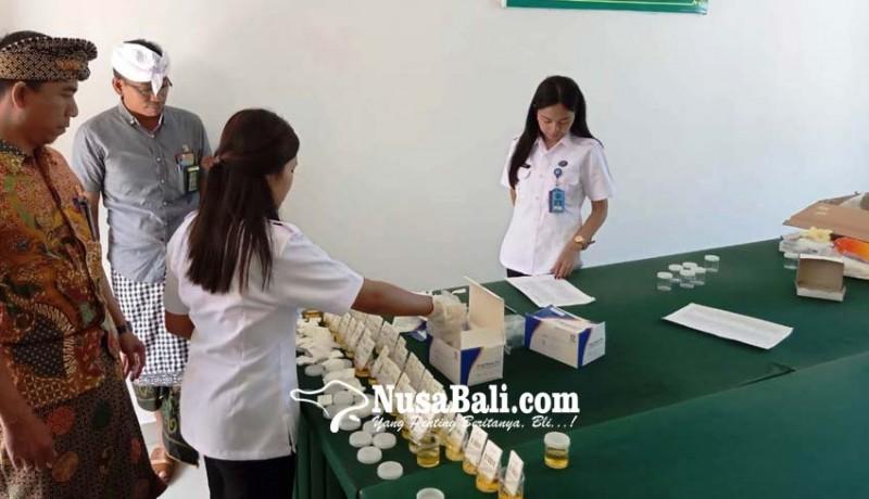 www.nusabali.com-lingkup-pn-dites-urine-satu-orang-positif-benzo