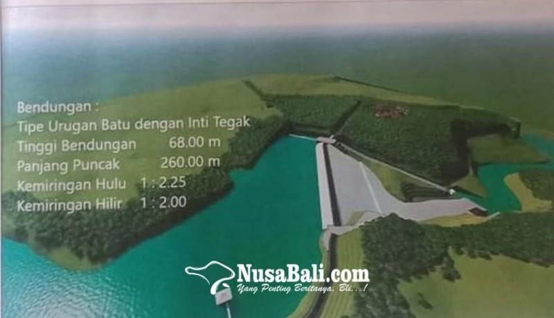 www.nusabali.com-rp-260-miliar-diplot-untuk-ganti-rugi-lahan-bendungan-tamblang