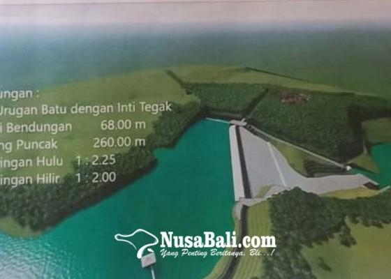 Nusabali.com - rp-260-miliar-diplot-untuk-ganti-rugi-lahan-bendungan-tamblang