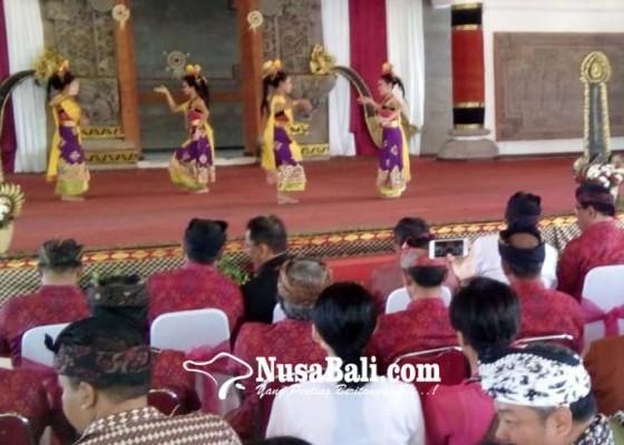 Nusabali.com - pentas-budaya-meriahkan-peringatan-hai-2019