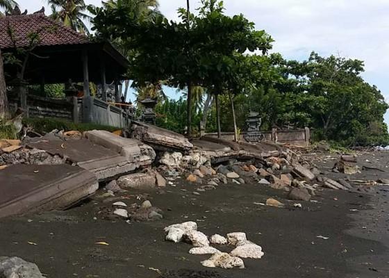 Nusabali.com - hampir-sepertiga-pantai-buleleng-tergerus-abrasi