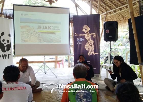 Nusabali.com - wwf-gelar-roadshow-di-tukad-bindu