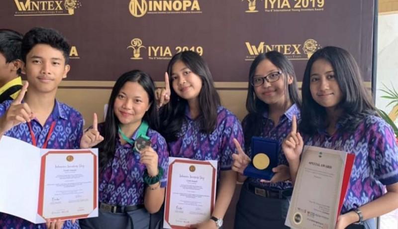 www.nusabali.com-tim-smansa-denpasar-berjaya-di-ajang-iyia-2019