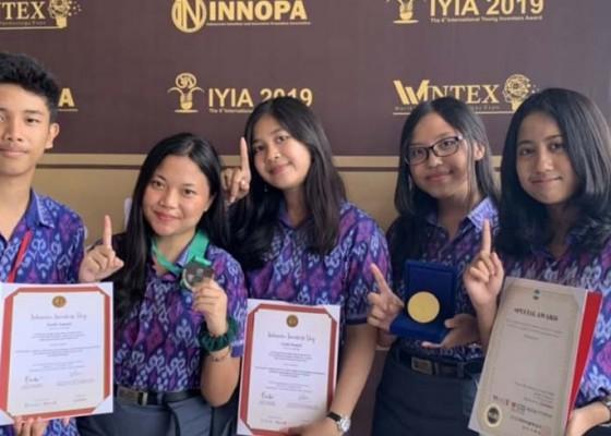 Nusabali.com - tim-smansa-denpasar-berjaya-di-ajang-iyia-2019