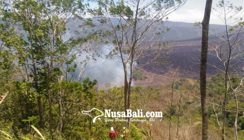 www.nusabali.com-lagi-kebakaran-lahan-di-batur-tengah