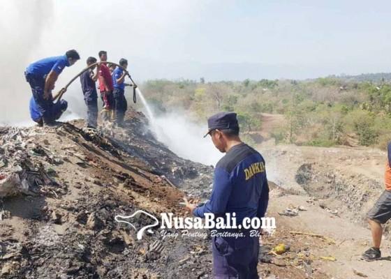 Nusabali.com - tpa-bengkala-kubutambahan-kebakaran-lagi