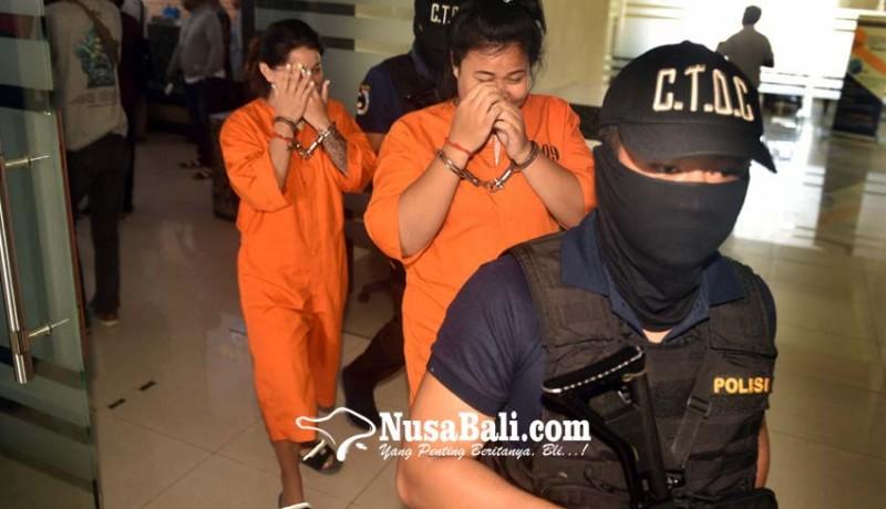 www.nusabali.com-bawa-1-kilogram-shabu-dua-perempuan-thailand-dijuk-saat-tiba-di-bandara