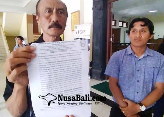 Nusabali.com - eks-kadispenda-bangli-ajukan-pk