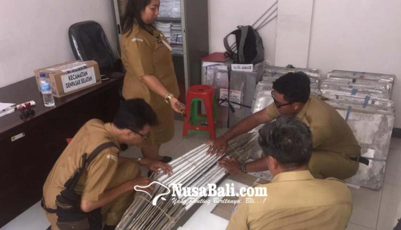 www.nusabali.com-h-6-pilkel-panitia-mulai-droping-logistik-dan-kotak-suara