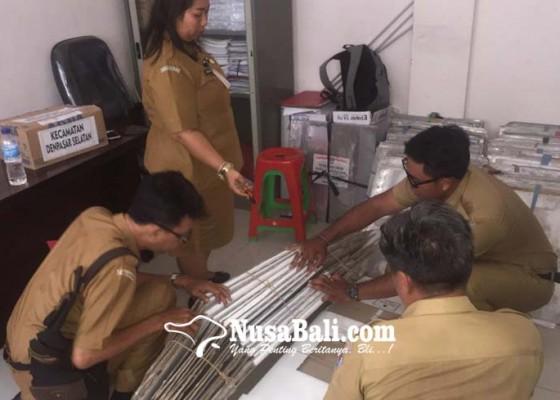 Nusabali.com - h-6-pilkel-panitia-mulai-droping-logistik-dan-kotak-suara