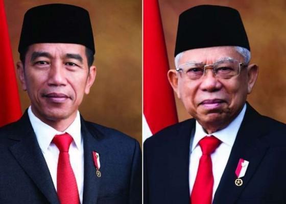 Nusabali.com - foto-baru-presiden-dan-wapres-belum-terpasang