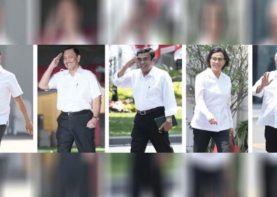Nusabali.com - 5-jenderal-di-kabinet-jokowi
