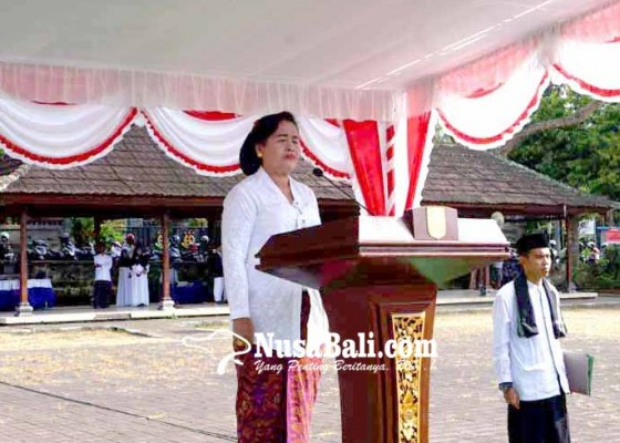 Nusabali.com - apel-hsn-dihadiri-ribuan-santri
