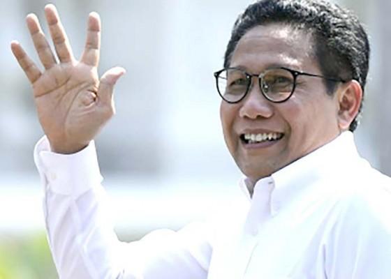 Nusabali.com - calon-menteri-kabar-sumbang-iringi-kakak-cak-imin