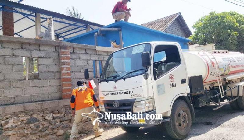 www.nusabali.com-debit-sumber-air-mengecil-pangkung-paruk-krisis-air-bersih