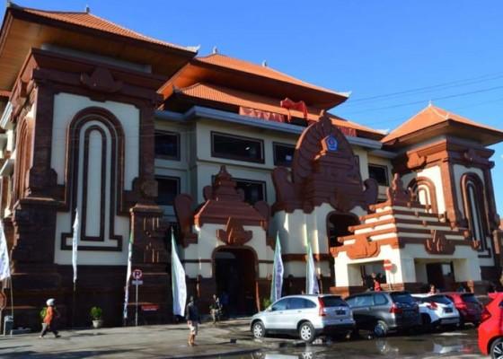 Nusabali.com - kemendag-ri-serahkan-hibah-pasar-badung-ke-pemkot-denpasar