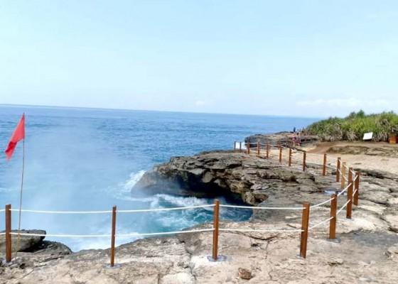 Nusabali.com - devil-tears-lembongan-makin-ramai-pengunjung