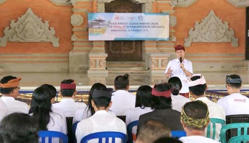 www.nusabali.com-serapan-kur-di-klungkung-terkecil