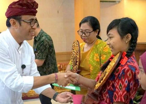 Nusabali.com - wawali-jaya-negara-apresiasi-lomba-pengembangan-minat-dan-budaya-baca