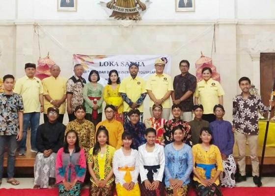 Nusabali.com - lokasabha-peradah-berjalan-secara-musyawarah