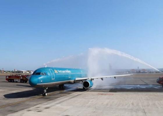 Nusabali.com - vietnam-airlines-resmi-buka-penerbangan-ke-bali