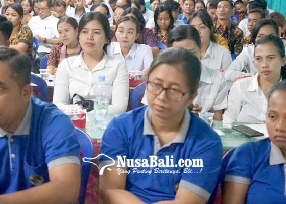 Nusabali.com - puluhan-tenaga-koperasi-gagal-uji-sertifikasi-online