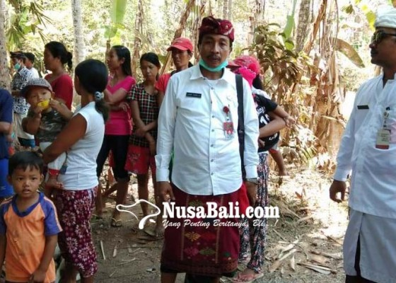 Nusabali.com - pabrik-serbuk-sabut-kelapa-di-tembles-diprotes