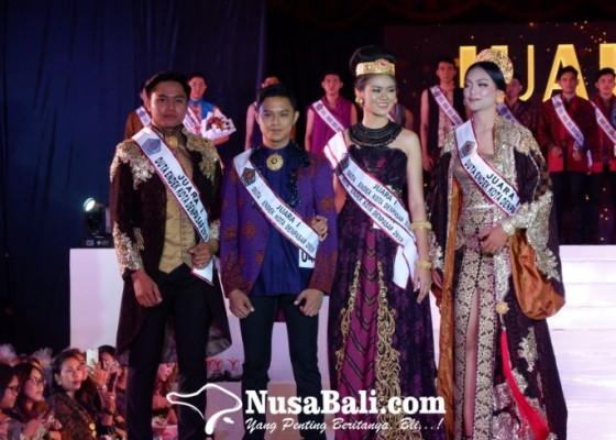 Nusabali.com - ini-dia-pasangan-duta-endek-denpasar-2019