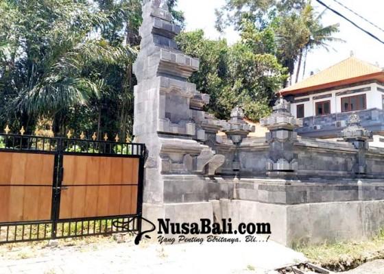 Nusabali.com - belum-beroperasi-pustu-desa-abiansemal-dauh-yeh-cani