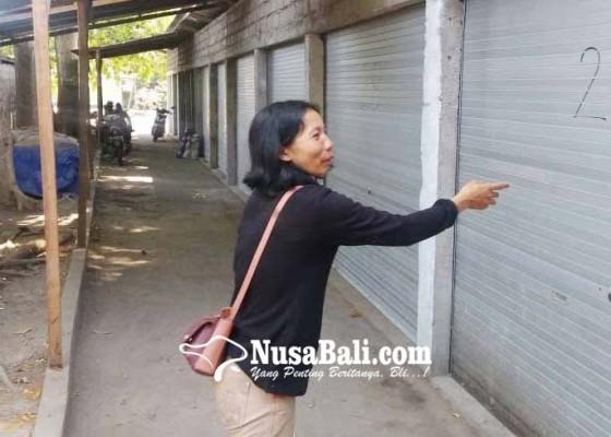 Nusabali.com - pasar-darurat-eks-banyuasri-mubazir