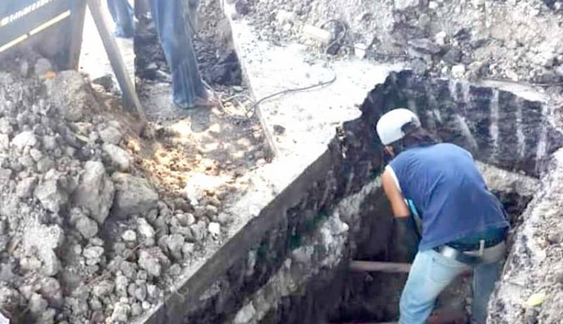 www.nusabali.com-perbaikan-jaringan-pipa-pasokan-air-bersih-di-2-wilayah-terganggu