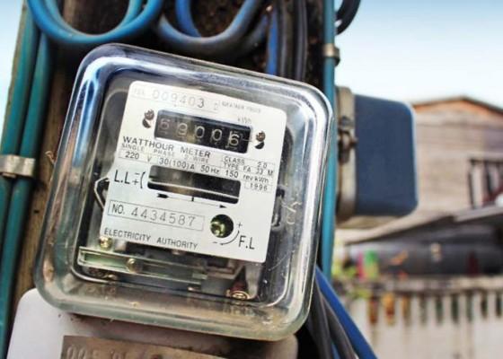 Nusabali.com - pengepul-meteran-listrik-bekas-digerebek