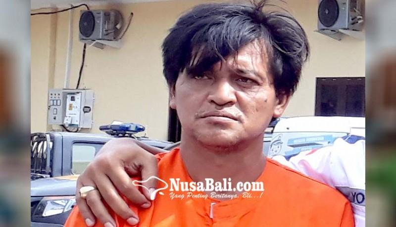 www.nusabali.com-napi-kabur-diduga-sakit-hati-setelah-ditegur-petugas