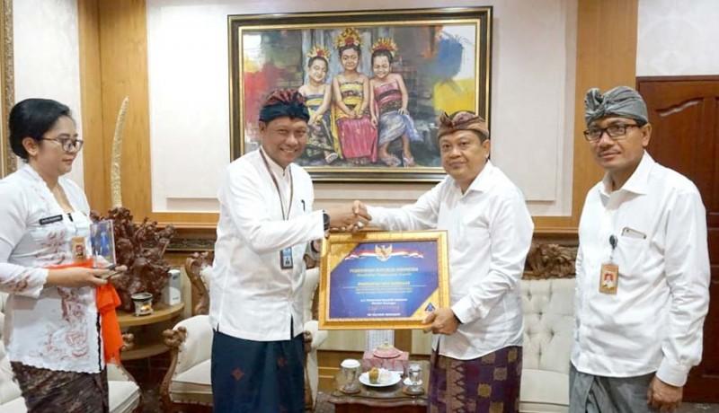 www.nusabali.com-denpasar-raih-penghargaan-dari-kementerian-keuangan-ri