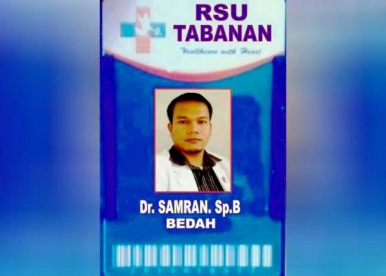Nusabali.com - ngaku-dokter-spesialis-diduga-tukang-tipu