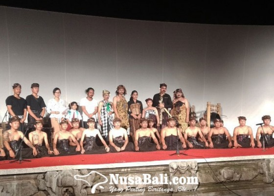 Nusabali.com - wayang-kontemporer-pentaskan-lakon-i-gusti-ngurah-panji-sakti