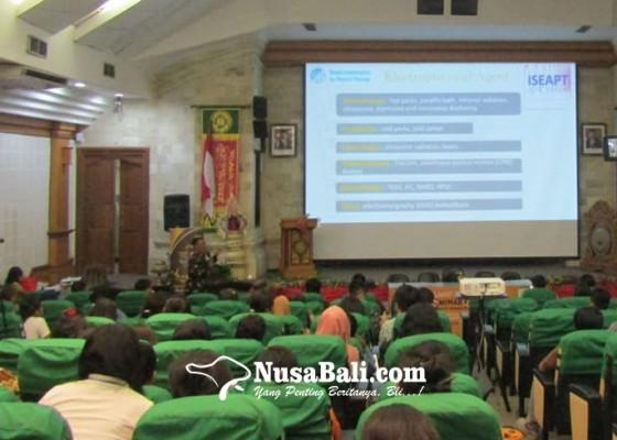 Nusabali.com - persdosri-gelar-seminar-kesehatan-tentang-osteoartritis