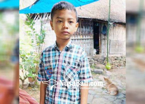 Nusabali.com - ditinggal-orang-tua-siswa-disabilitas-hidup-memprihatinkan