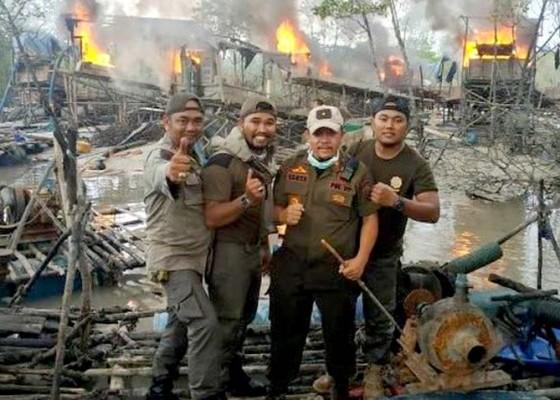 Nusabali.com - penertiban-tambang-ilegal-berujung-rusuh
