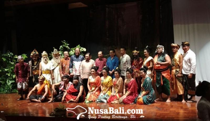 www.nusabali.com-sumpah-rama-parasu-kolaborasi-dua-teater-badung-klungkung