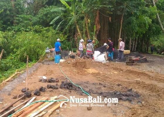 Nusabali.com - jalan-nyambu-diperbaiki
