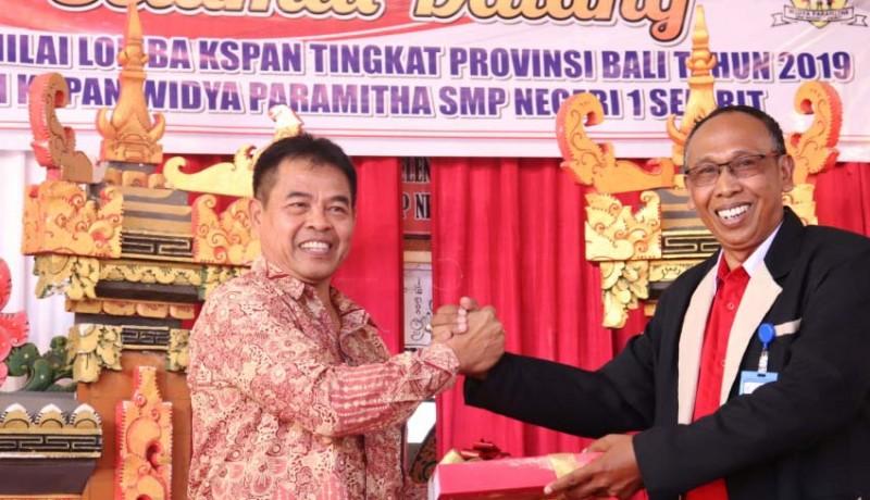www.nusabali.com-smpn-1-seririt-duta-buleleng-lomba-kspan-tingkat-provinsi