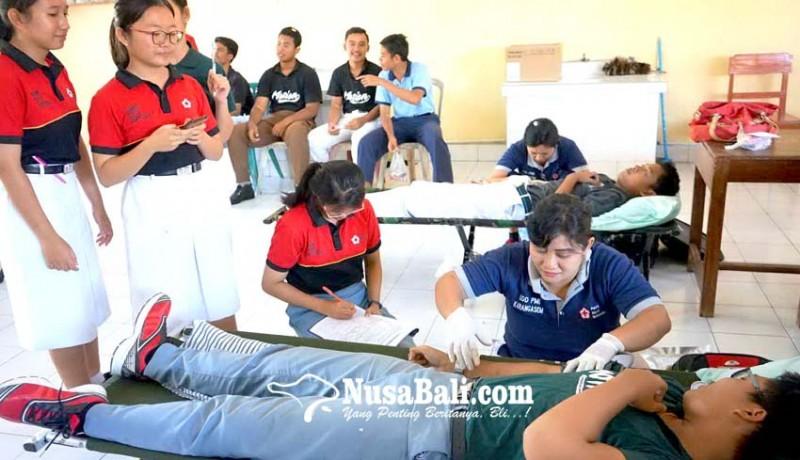 www.nusabali.com-tensi-rendah-banyak-siswa-gagal-donor-darah