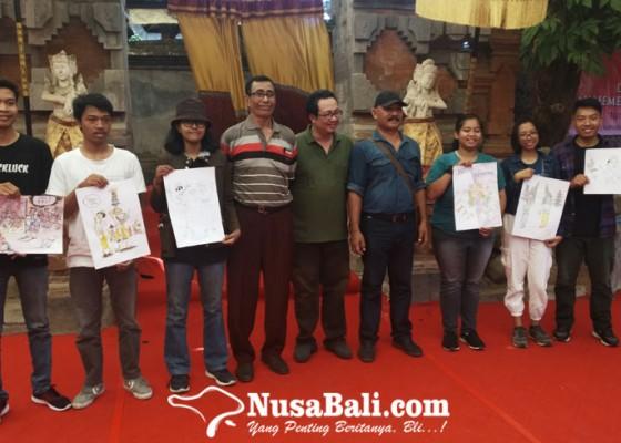 Nusabali.com - ini-bedanya-karikatur-dan-kartun-opini