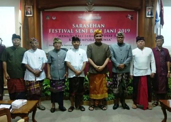 Nusabali.com - bali-punya-kekuatan-jadi-pusat-seni-kontemporer