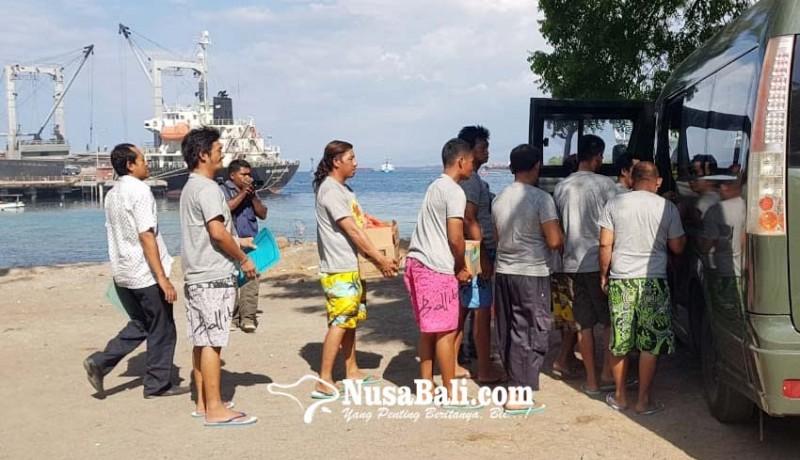 www.nusabali.com-korban-kapal-terbakar-dipulangkan-ke-probolinggo